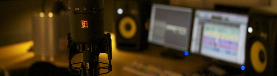 Podcast für alles på Medialab