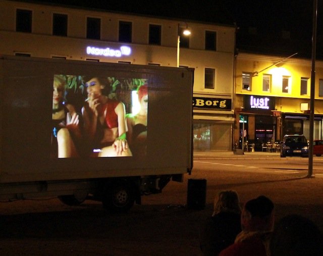 BORDERLAND: samarbete med Filmhögskolan